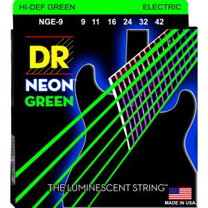 DR NGE-9 NEON GREEN