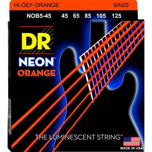 NOB5-45 NEON ORANGE