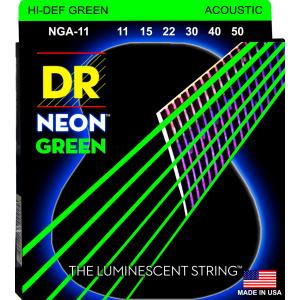 NGA-11 NEON GREEN