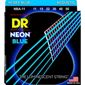 NBA-11 NEON BLUE