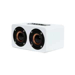 QBT-100 BT SPEAKER WHITE