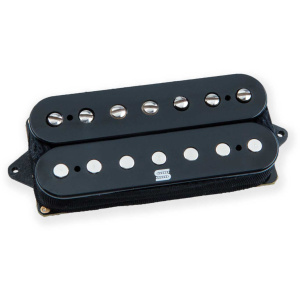 DUALITY 7 STRG NECK BLACK