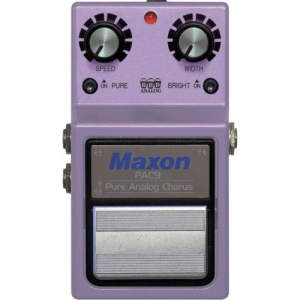 maxon pac 9