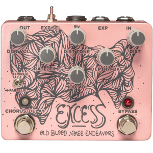old blood noise excess