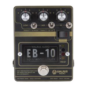 walrus audio eb10 black
