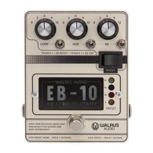 walrus audio eb10 cream