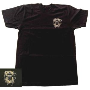 DiMarzio T-Shirt DiMarzio nera c/logo - Taglia XL - DD3500BK-XL