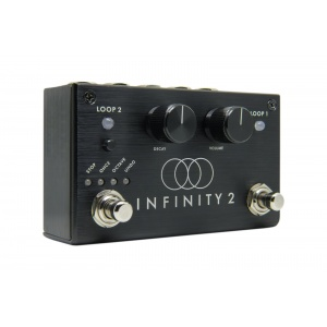 Pigtronix Infinity 2 Double Looper Stereo