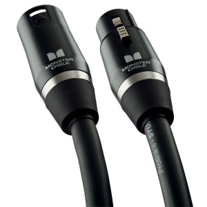 Monster Cable SP2000-M-10 WW Prolink Studio Pro 2000 - Cavo per microfono XLR - 3 m