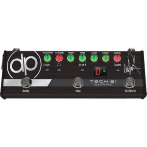 Tech21 dUg Pinnick DP-3X Signature Pedal - preamplificatore per basso
