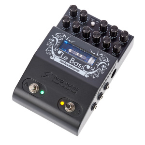 Two Notes Le Bass - Preamp valvolare a due canali