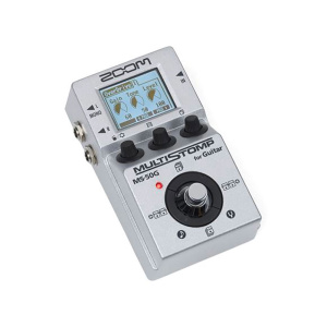 Zoom MS-50G - Pedale multieffetto per chitarra