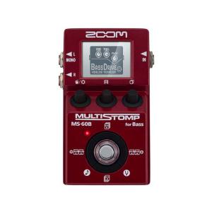 Zoom MS-60B - Pedale multieffetto per basso
