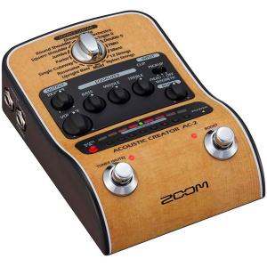 Zoom AC-2 - Preamp pedale per chitarra acustica