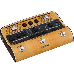 Zoom AC-3 - Preamp a pedale per chitarra acustica