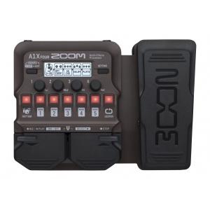 Zoom A1X FOUR - multieffetto per chitarra acustica con pedale d'espressione