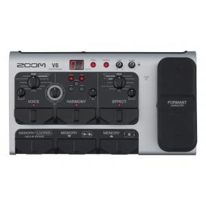 Zoom V6 - Pedale multieffetto per voce