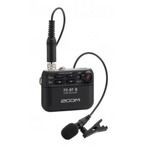 Zoom F2-BT - field recorder Bluetooth + Microfono lavalier
