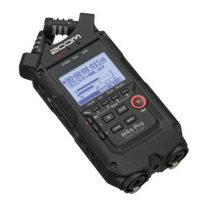 Zoom H4n Pro BK - registratore 4 tracce - interfaccia USB - colore nero